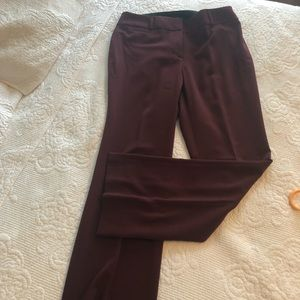 Loft Julie boot cut dress pants in size 6 petite